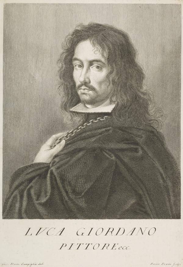 Luca Giordano, 1632 - 1705. Neapolitan painter