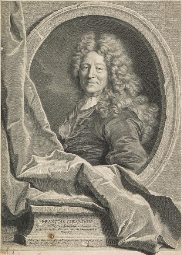 Francois Girardon, 1628 - 1715. French sculptor and architect