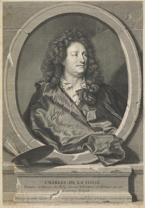 Charles de la Fosse, 1636 - 1716. French painter