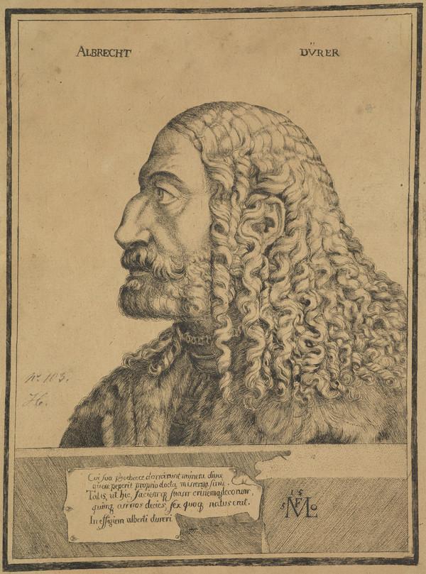 Albrecht Dürer, 1471 - 1528. German painter and engraver