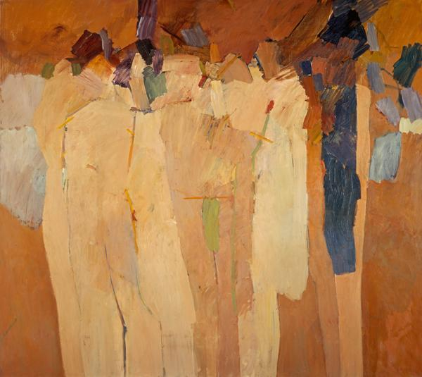 Assembly of Figures VIII (Dated 1964)