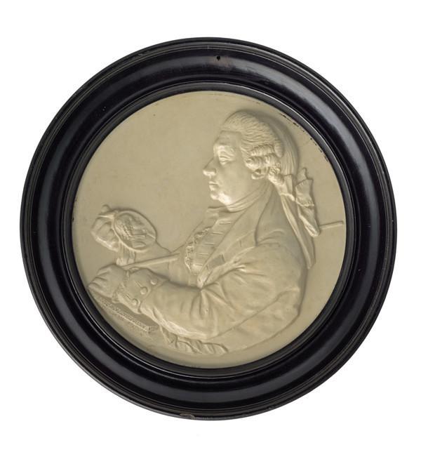 David Garrick, 1717 - 1779. Actor and dramatist (1894)