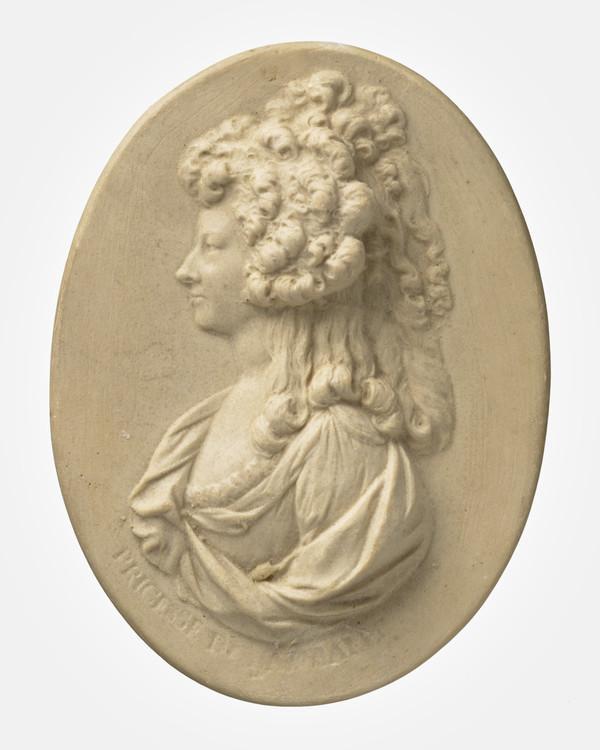 Marie Therese Louise, Princesse de Lamballe, 1749 - 1792. Confidante of Maria Antoinette