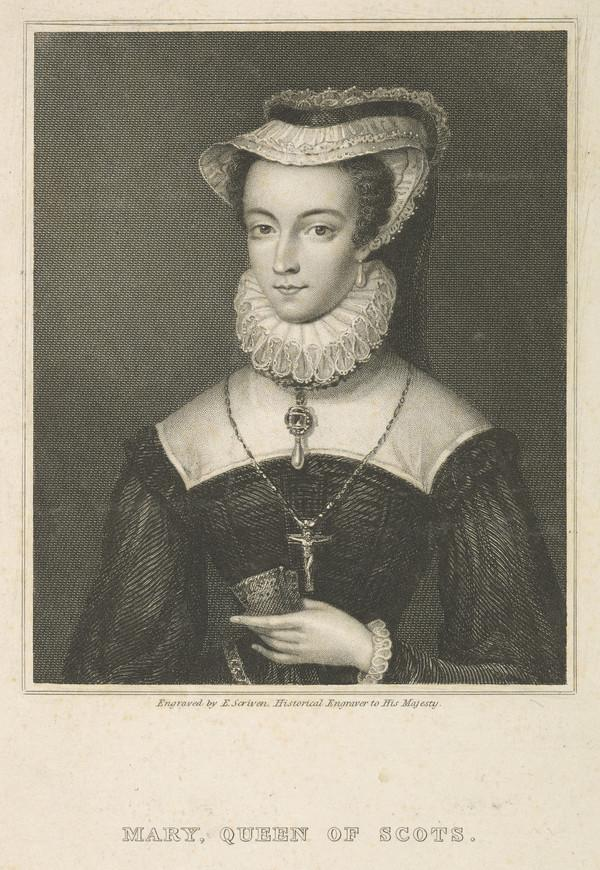 Mary, Queen of Scots, 1542 - 1587. Reigned 1542 - 1567 (Possibly early 19th century)