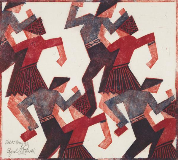 Folk Dance (About 1932)