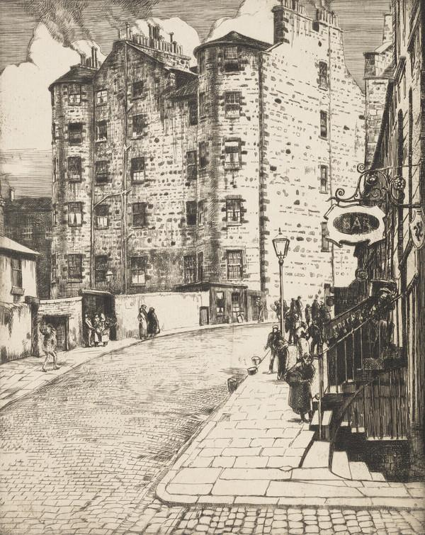 Elder Street, Edinburgh