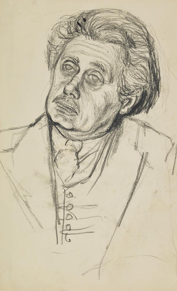 Portrait Study of Hugh MacDiarmid