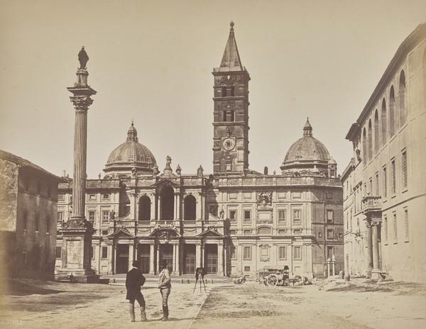 Basilica di San Giovanni Laterano (Basilica of St. John Lateran), Rome