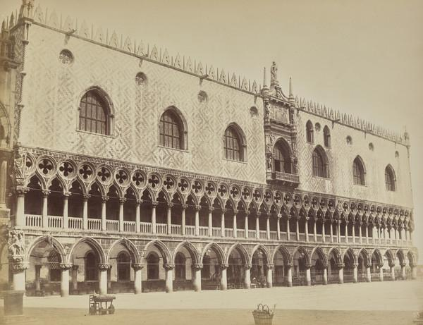 Palazzo Ducale [Ducal Palace, Venice]