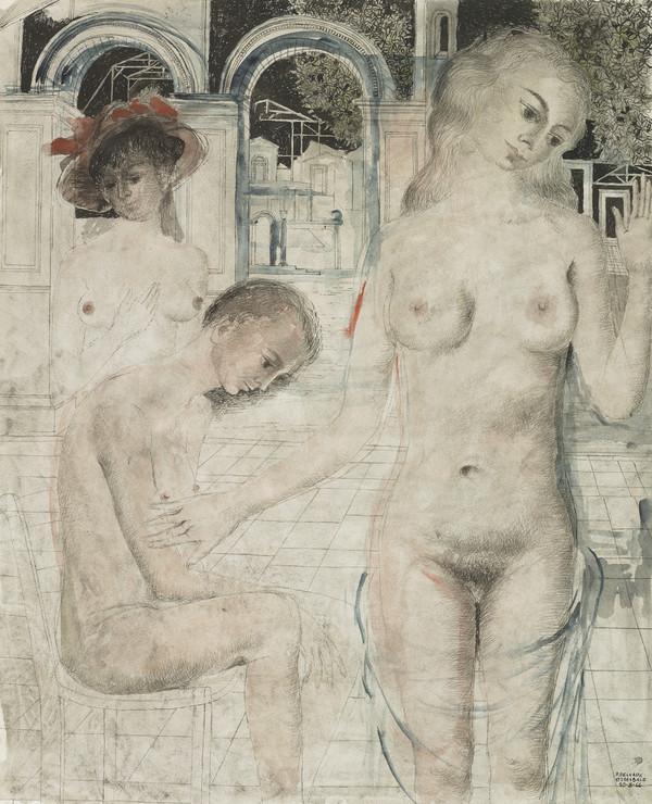 Nu au jardin [Nude in the Garden] (1966)