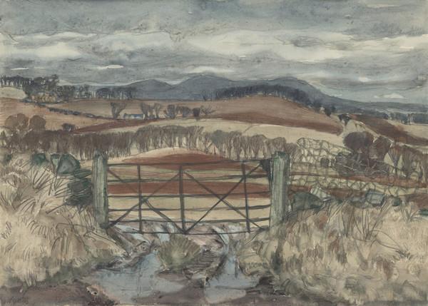 The Pentlands, Winter