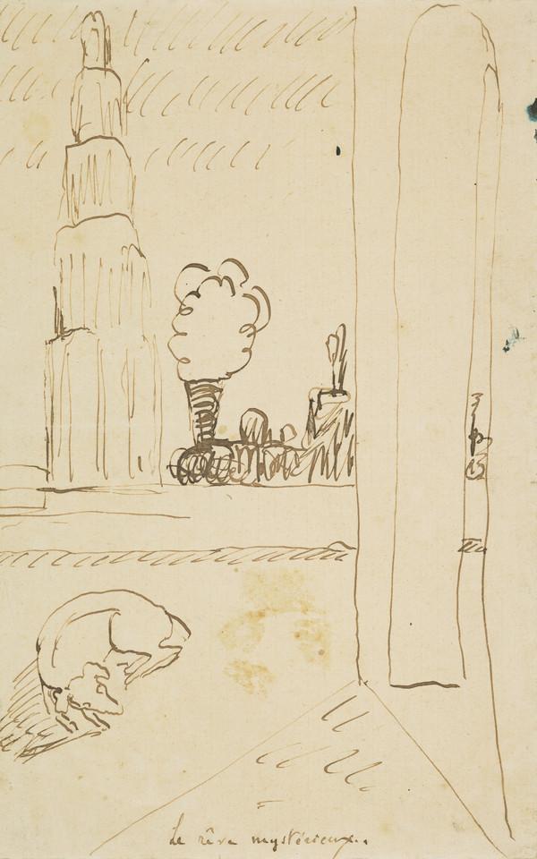 Le Rêve Mystérieux [The Mysterious Dream] (About 1913-1914)