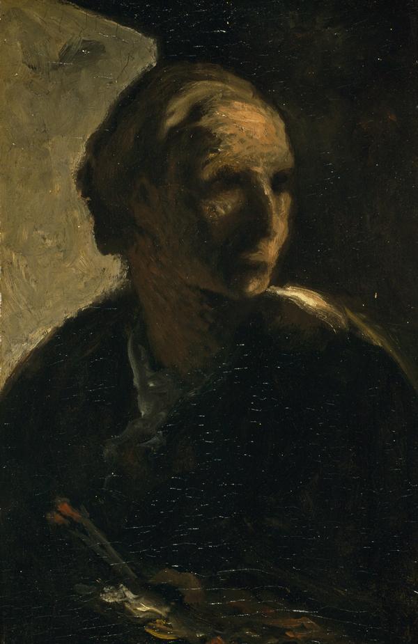 Le Peintre (The Painter) (1865)