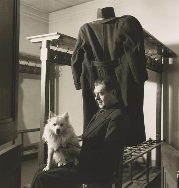 Rene Magritte, Brussels, 1944 (1944)