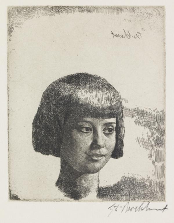 Clytie (1920)