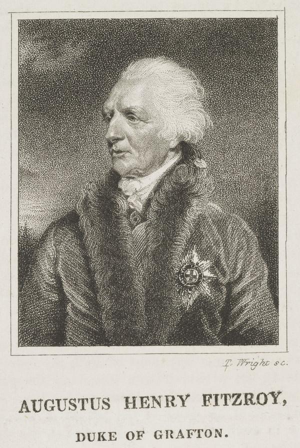 Augustus FitzRoy, 3rd Duke of Grafton