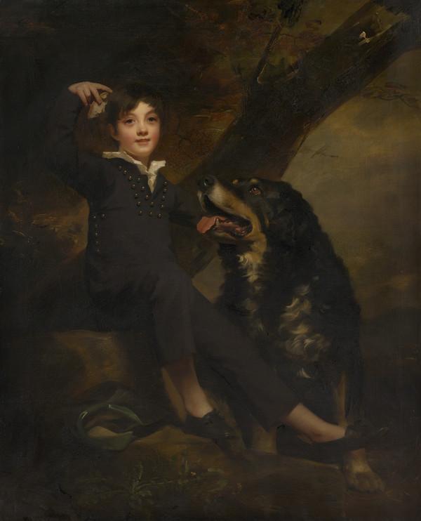 William Stuart Forbes, elder son of Sir William Forbes of Pitsligo, 1802 - 1826 (About 1809 - 1813)