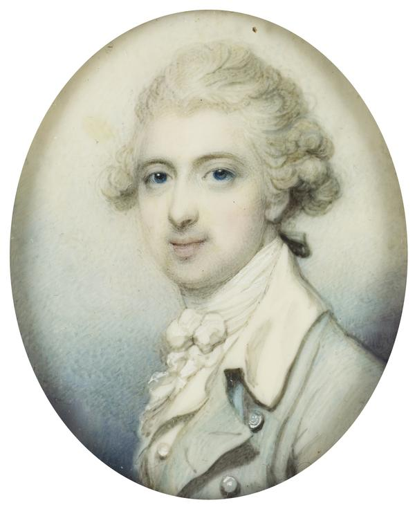 John Campbell, 1st Baron Cawdor, 1755 - 1821. Patron of the Arts (About 1780)