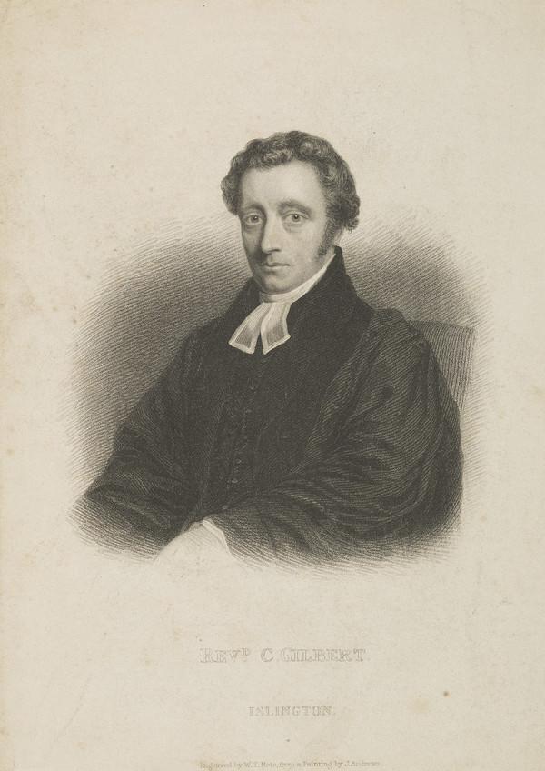 Rev. C. Gilbert. Islington