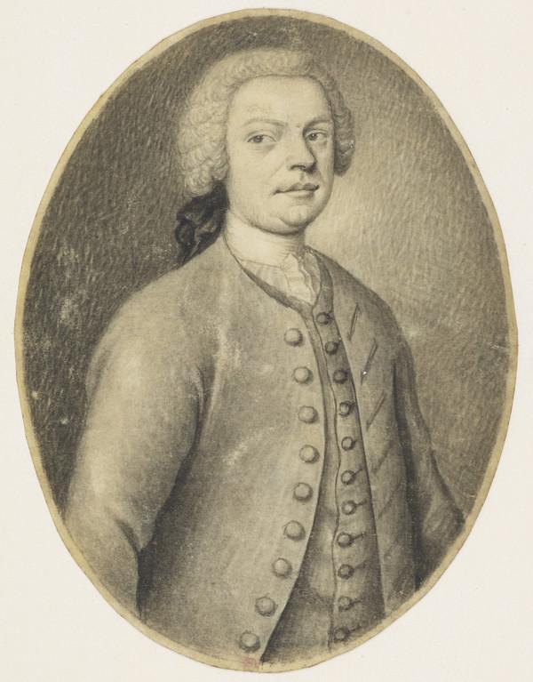 John Drummond, 5th titular Duke of Perth, 1679 - 1757. (Probable identification)