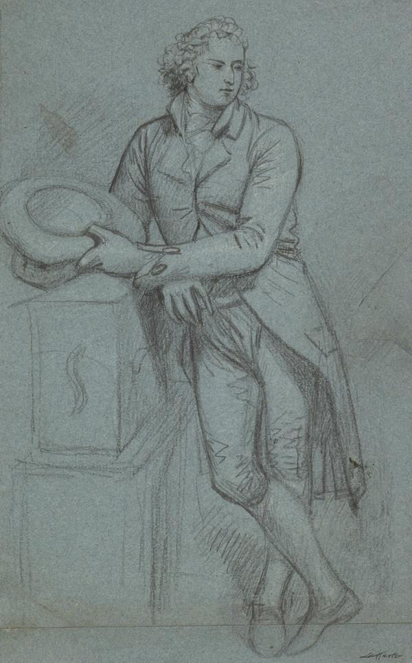Thomas Muir, 1765 - 1799. Parliamentary reformer (about 1785)