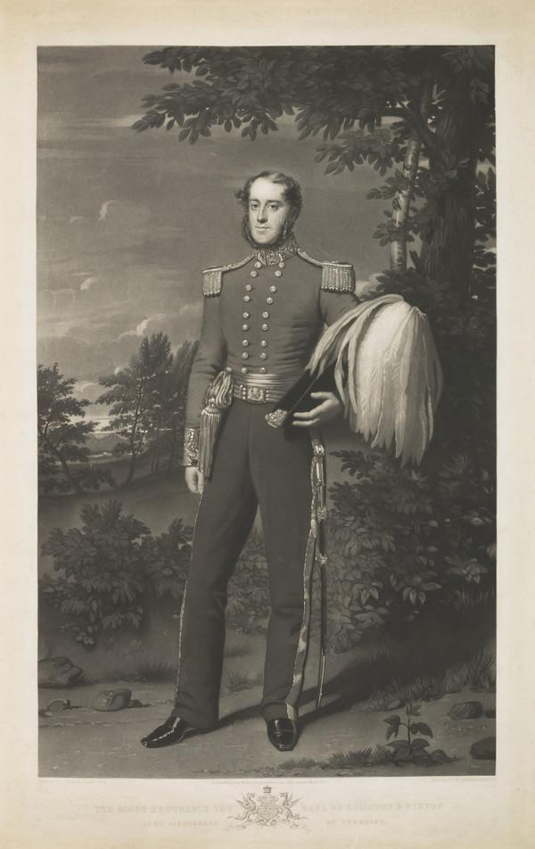 Archibald William Montgomerie, 13th Earl of Eglinton and Winton, 1812 - 1861