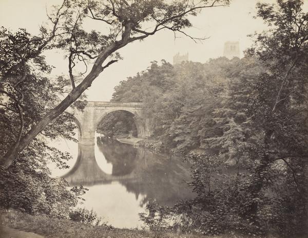 The Prebends Bridge, Durham from the Album