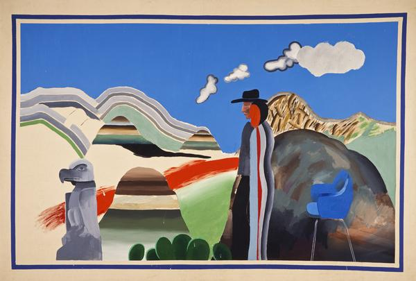 Rocky Mountains and Tired Indians (1965)