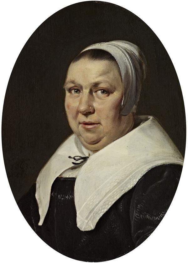 Portrait of a Woman (Dated 1663)