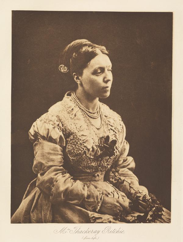 Mrs Thackeray Ritchie