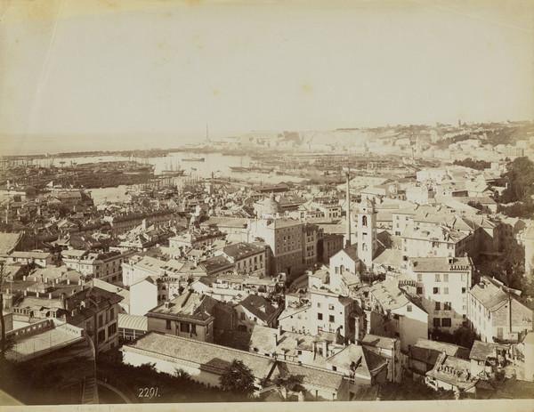 Genova, Panorama [Genoa]
