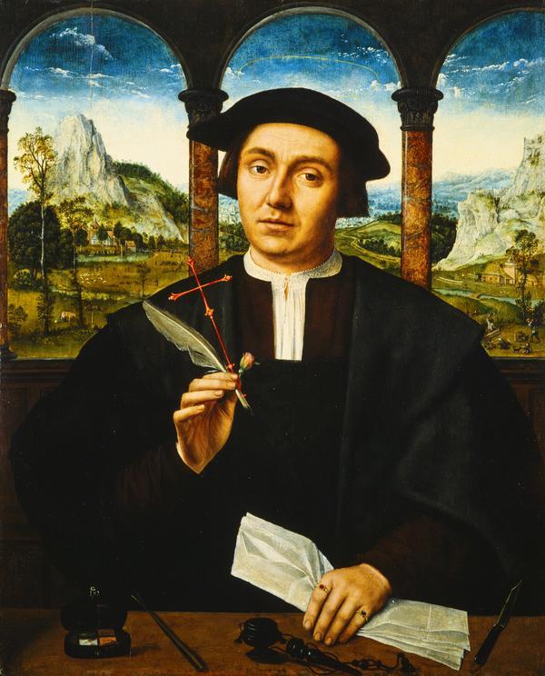 Portrait of a Man (About 1510 - 1520)