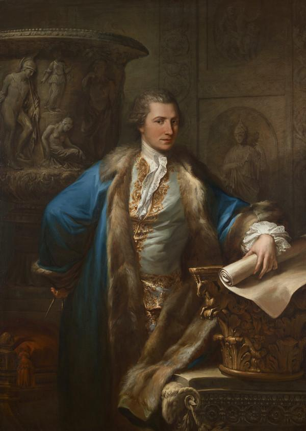 James Adam, 1732 - 1794. Architect and designer