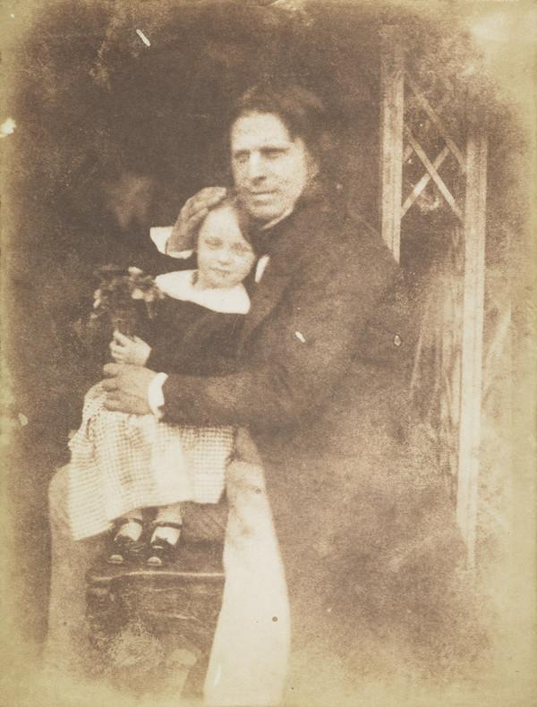 Charlotte Hill and David Octavius Hill [Group 141]