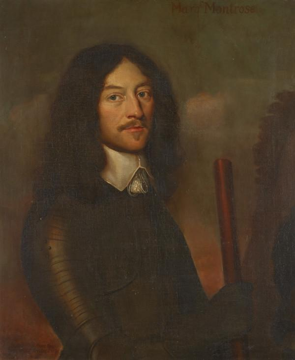 James Graham, 1st Marquess of Montrose, 1612 - 1650. Royalist (1924)