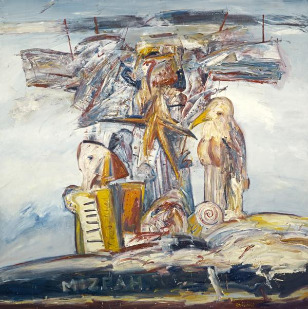 Mizpah (Dated 1978)