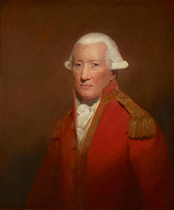 General Robert Melville, 1723 - 1809. Soldier and antiquary (About 1794 - 1800)