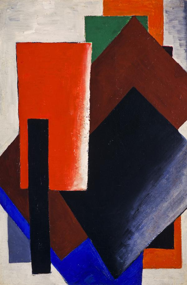 Painterly Architectonic (1916)