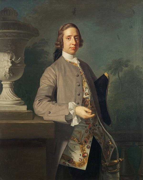 George Bristow (1727 - 1815) (Dated 1750)