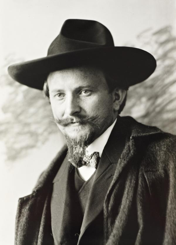 Self-Portrait, 1906 (1906)