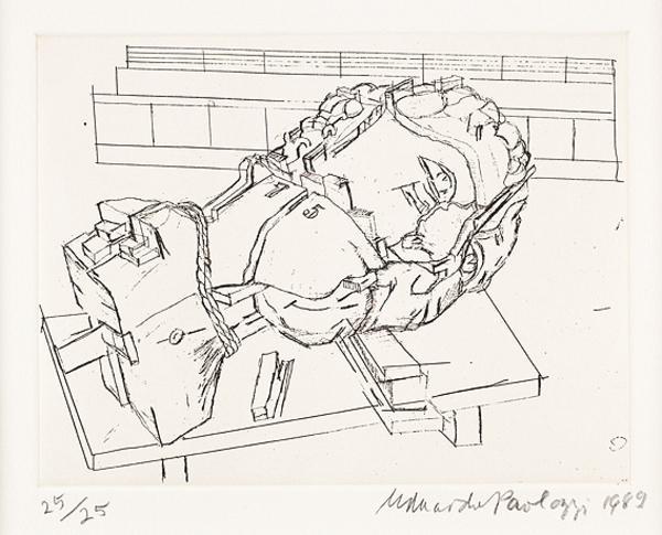 Design Museum Head (1989)