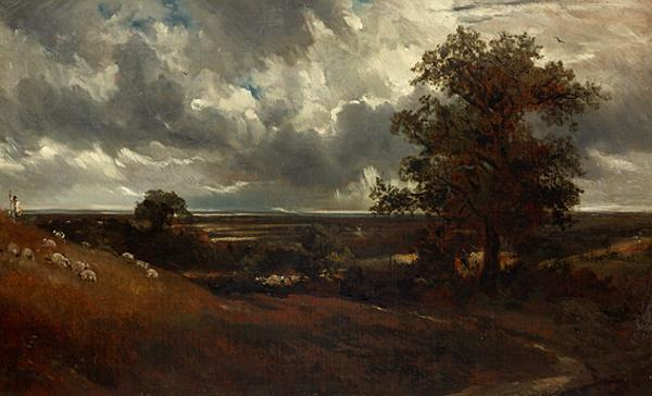 Noon (Hampstead Heath) (1840 - 1850)