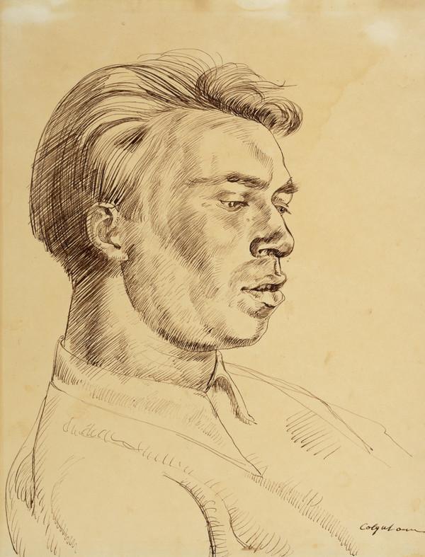 Robert MacBryde, 1913 - 1966. Artist (1939)