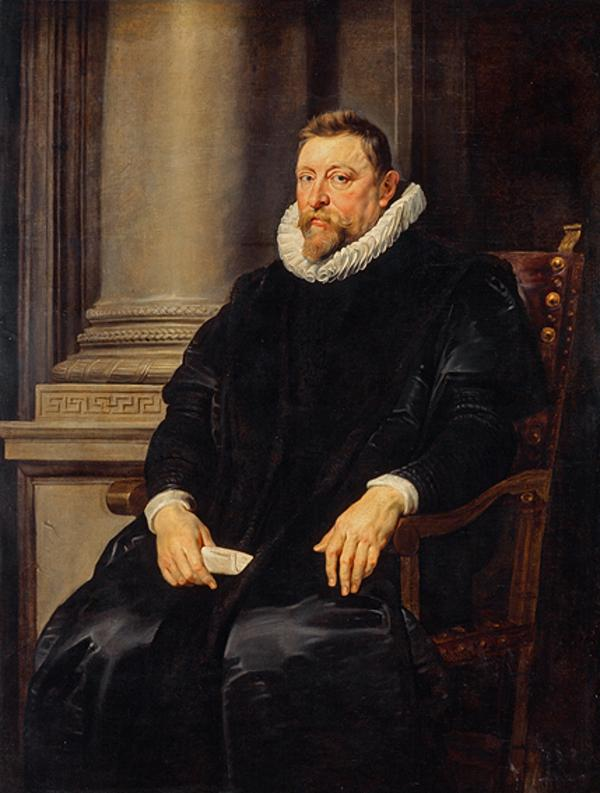 Portrait of Petrus Pecquius (1562 - 1625) (About 1615)