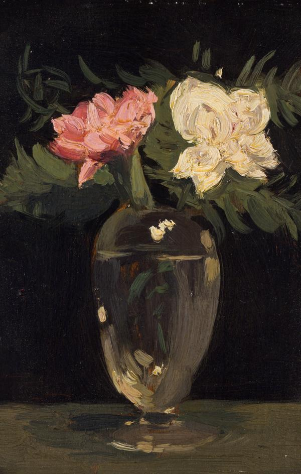 Peonies (About 1900 - 1905)