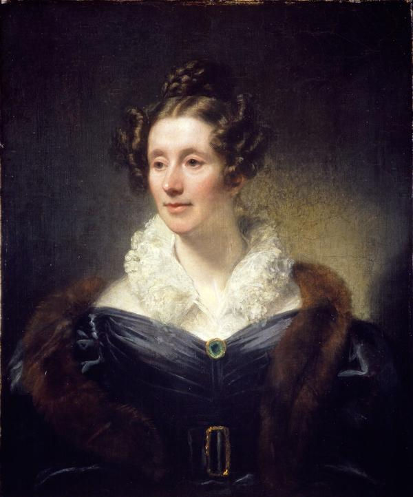 Mary Fairfax, Mrs William Somerville, 1780 - 1872. Writer on science (1834)