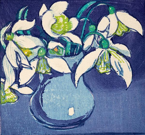 Snowdrops (About 1935)