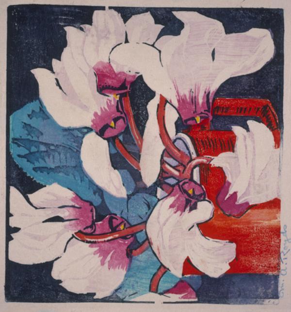 The Red Mug (exh. 1934)