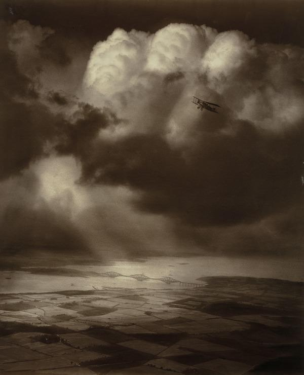 Sunshine, Wind and Rain (About 1920)