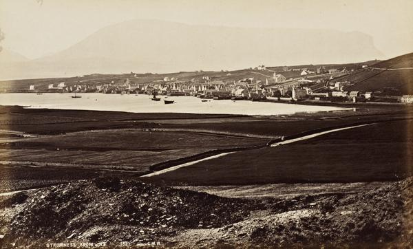 Stromness from N.E.
